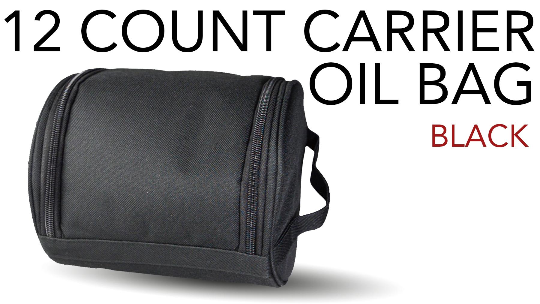 12 count oil diffuser travel case