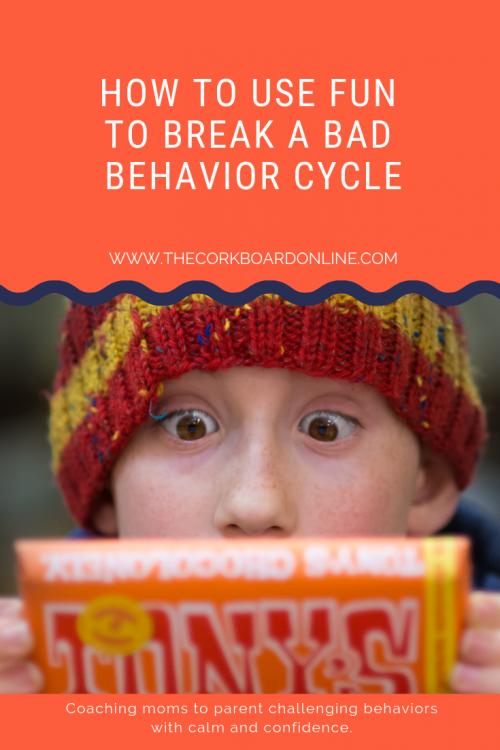 bad behavior solutions