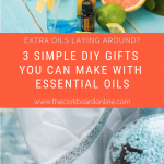 DIY Simple Essential Oil Gift