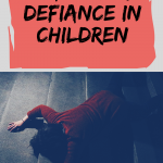 parenting defiant children