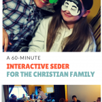 seder christian interactive family